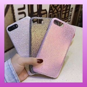 Accessories - Fashion Bling Mermaid Scale Gradient Cases
